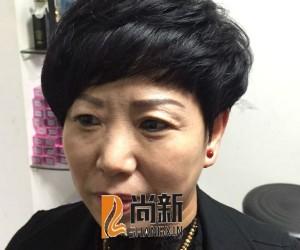 尚新假发 唯一一款可以一模一做的假发 标新立异 与众不同