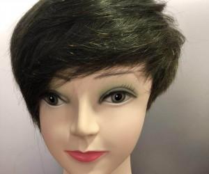 尚新假发日式风格硬线条原创假发发型欣赏